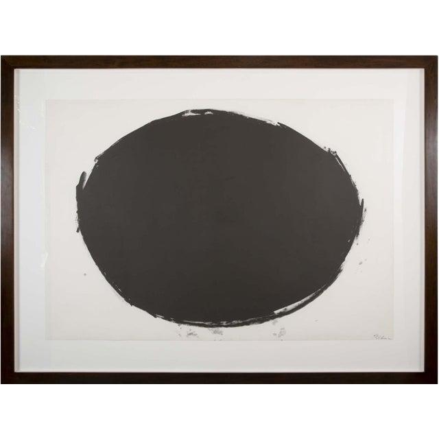 "Richard Serra Lithograph ""Spoleto Circle"" For Sale"