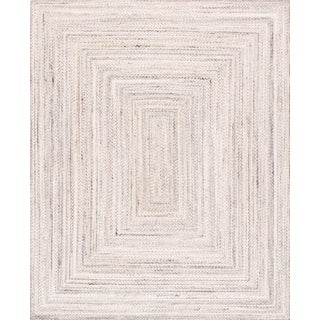 """Pasargad Home Camilo Collection Handmade Indoor/Outdoor Area Rug- 4' 0"""" X 6' 0"""" For Sale"""