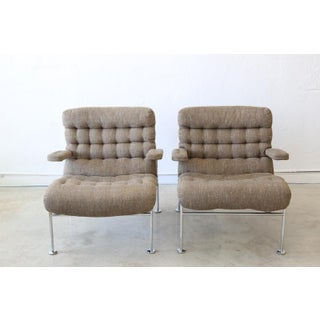 Bruno Mathsson for Dux 'Birgitta' Armchair - Pair Preview