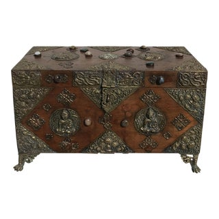 Decorative Middle Eastern Box