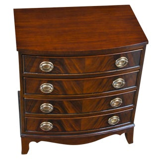 Niagara Furniture Small Mahogany Chest For Sale
