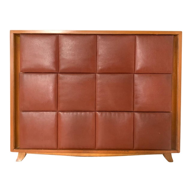 Gilbert Rohde for Herman Miller Three-Drawer Chest For Sale