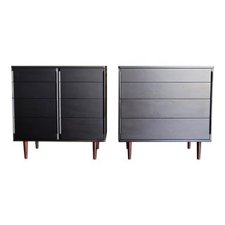 Mid-Century Modern Edward Wormley for Dunbar Chest of Drawers - a Pair For Sale