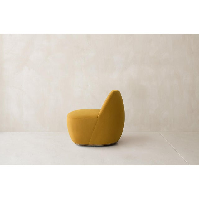 Modern Calonia Swivel Chair For Sale - Image 3 of 6