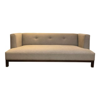 Crate & Barrel Contemporary Sofa