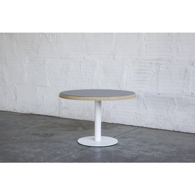 2010s Modern TMG Side Table For Sale - Image 5 of 5