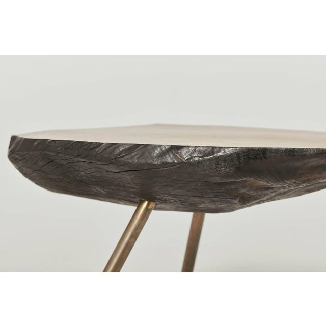 Mid 20th Century Large Midcentury Tree Trunk Table, Austria, 1950s For Sale - Image 5 of 8