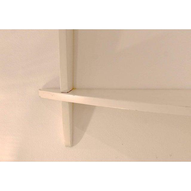 "1970s ""Tyko"" Lacquered Wood Bookshelf by Manfredo Massironi for Nikol International For Sale - Image 5 of 11"