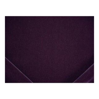 Traditional Brunschwig Et Fils Bachelor Mohair Velvet Upholstery Fabric - 7-1/4y For Sale