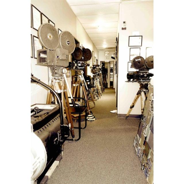 Vintage Art Deco Kodak 8mm Movie Projector Circa 1950s. Fabulous Mid Century Streamline Look For Sale In Dallas - Image 6 of 8