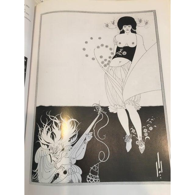 Black 1990s Vintage Beardsley by Aileen Reid Hardcover Book For Sale - Image 8 of 12