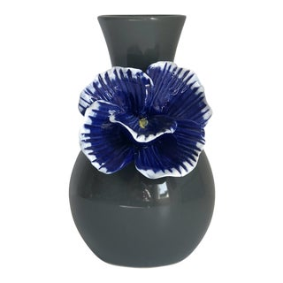 Ceramic Flower Vase For Sale