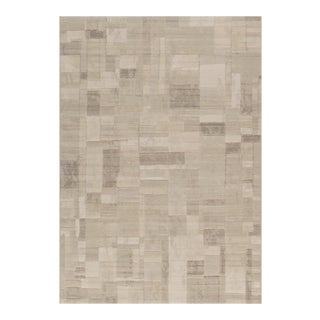 """Stark Studio Rugs Thera Rug in Linen, 5'3"""" x 7'6"""" For Sale"""
