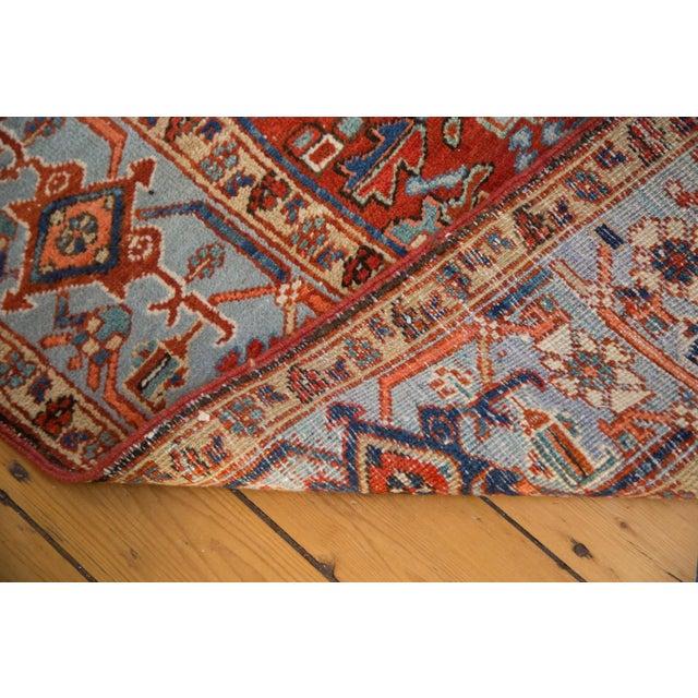 "Vintage Heriz Carpet - 6'11"" X 9'7"" - Image 3 of 8"