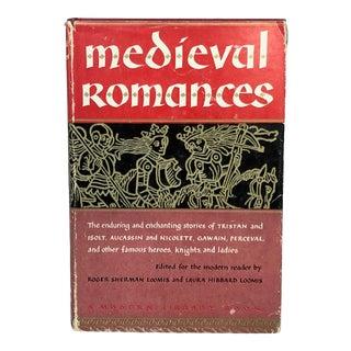 Medieval Romances Decorative Book For Sale