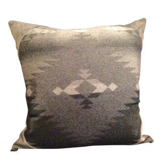 "Ralph Lauren ""Red Rocks"" Italian Wool Blanket Pillow Preview"