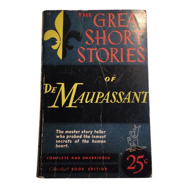 The Great Short Stories Of Guy De Maupassant Chairish