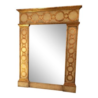 Niermann Weeks Florentine Mirror For Sale