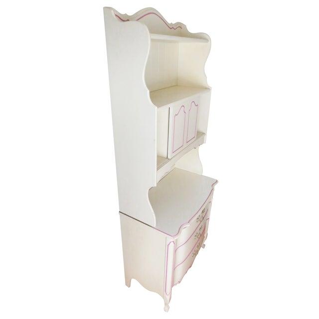 French Provincial Dresser and Secretary Set - Image 5 of 9
