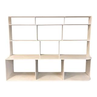 Mid-Century Modern Michael Dormer Large Four-Tier Hanging Shelf For Sale