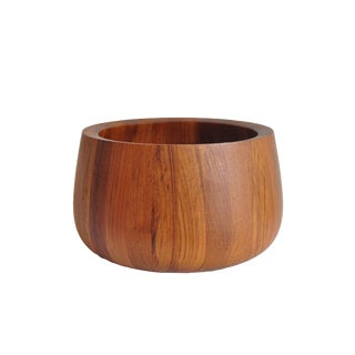Jens Quistgaard Dansk Teak Bowl For Sale