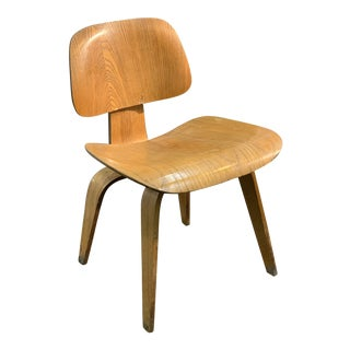 1950s Original Dcw Eames Chair For Sale