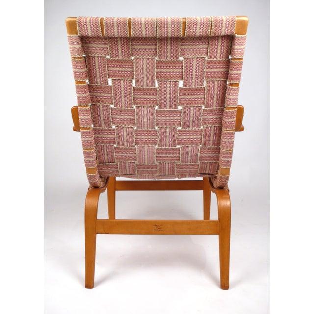Karl Mathsson Early Bruno Mathsson Eva Chair For Sale - Image 4 of 10