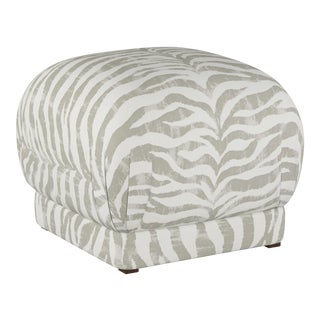 Tropo Cloud Square Ottoman For Sale