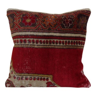 Persian Kilim Decorative Pillow Cover For Sale