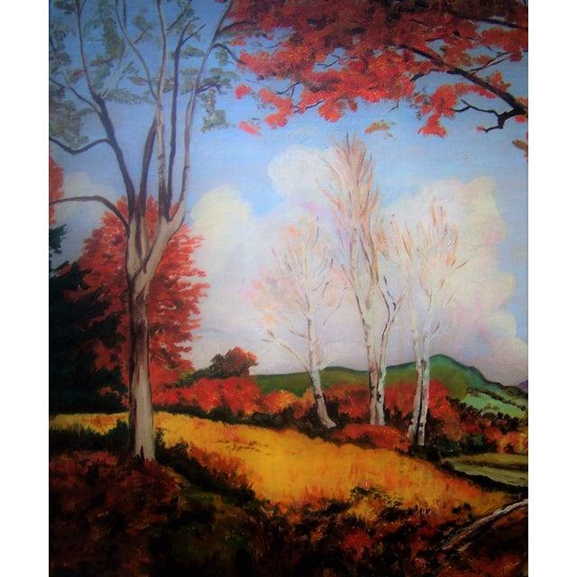 California Plein Air Landscape Painting - Image 4 of 6