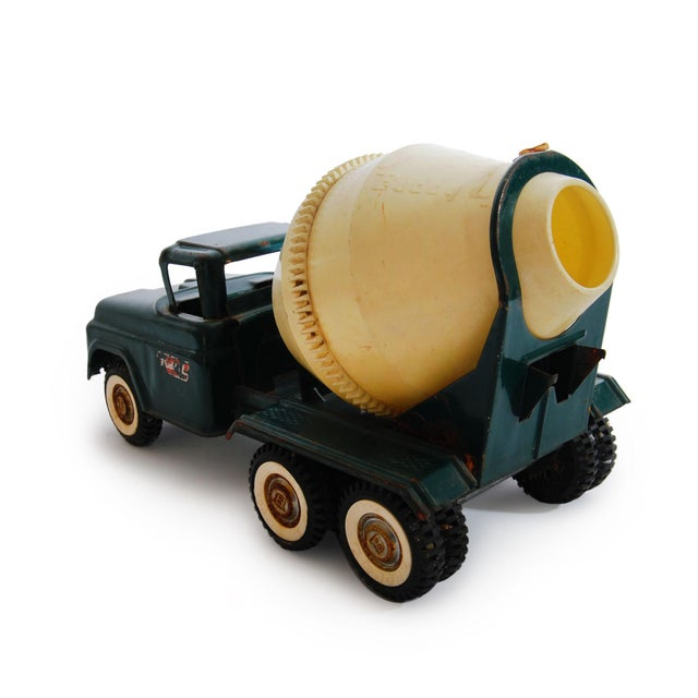 Americana Buddy L Cement Truck Vintage Toy - Image 4 of 4