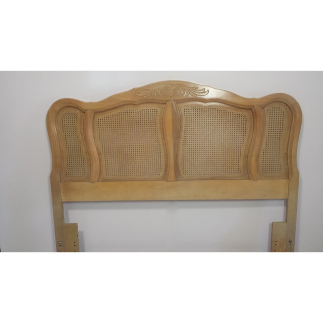 French Provincial Queen Size Headboard - Image 5 of 10