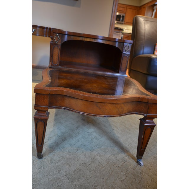 Weiman Heirloom Quality End Table For Sale - Image 5 of 5