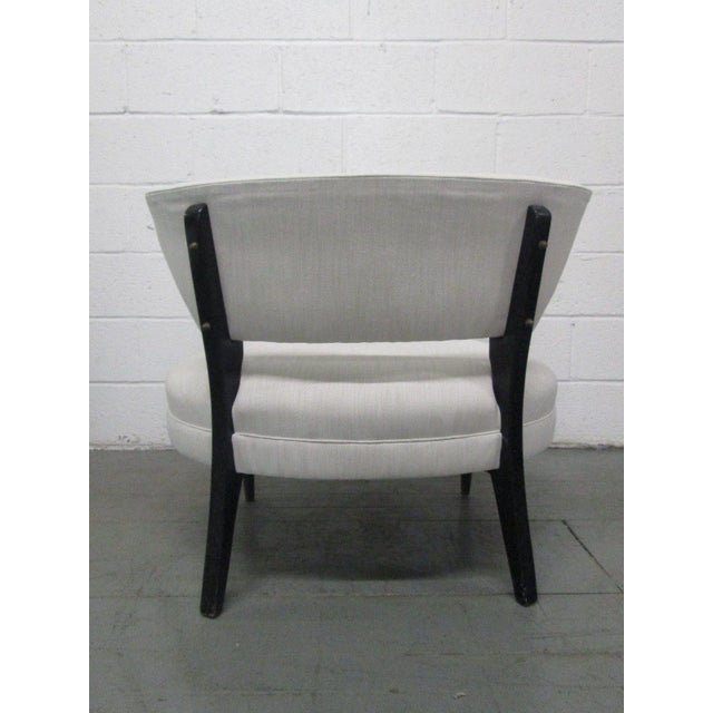 Mid-Century Modern Lounge Chair For Sale - Image 4 of 6