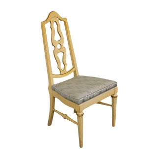 Late 20th Century Mount Airy Furniture Dining Chair For Sale
