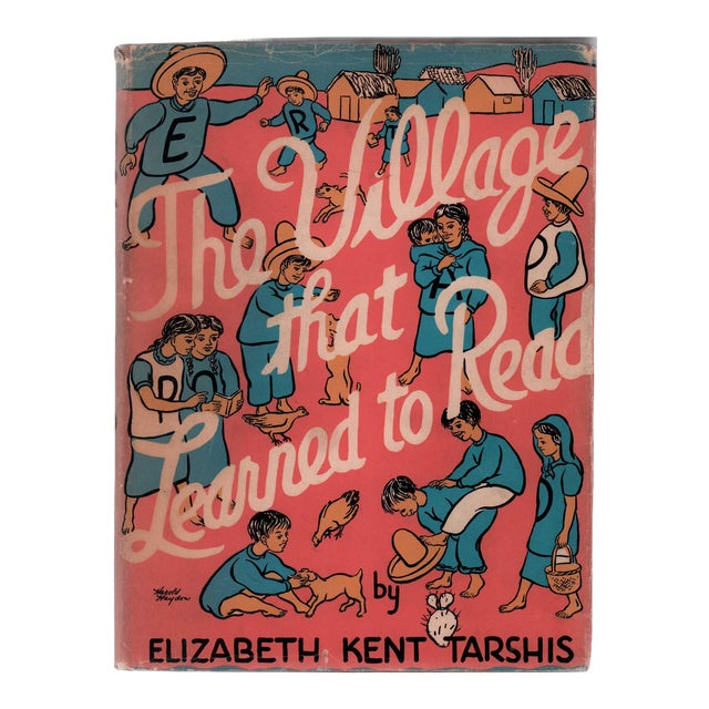 1940s The Village That Learned to Read For Sale