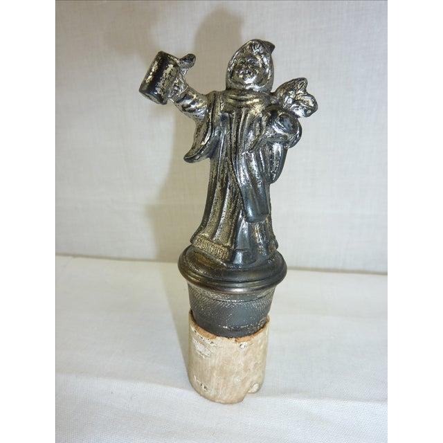 Munich Kindl Child Monk Souvenir Bottle Topper - Image 8 of 8
