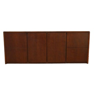 "20th Century Traditional Kimball Kimball International Office Workstation 72"" Credenza For Sale"