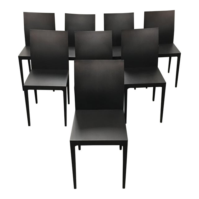 Design Within Reach Anna Dining Chairs - Set of 8 - Image 1 of 9