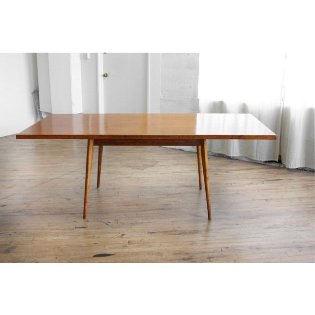 Handbuilt Early Modernist Dining Table - Image 5 of 10