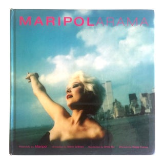 """Maripolarama"" First Edition 2005 Pop Culture Photography Collector's Book For Sale"