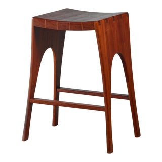 John Nyquist Studio Craft Stool, Usa, 1960s For Sale