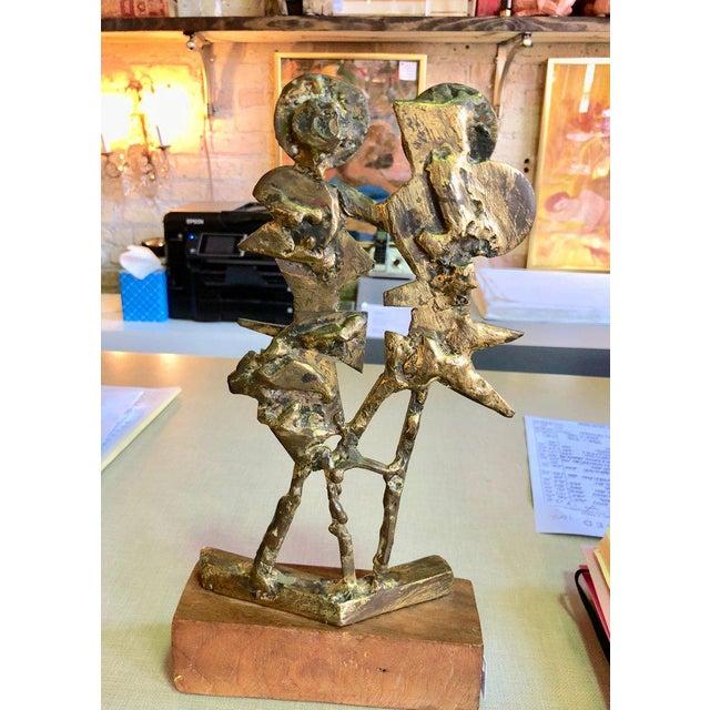 Abbott Pattison Bronze Sculpture by Abbot Pattison For Sale - Image 4 of 6