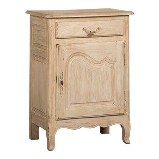 Louis XV Style Painted Oak Confit Cabinet, France c. 1875 For Sale