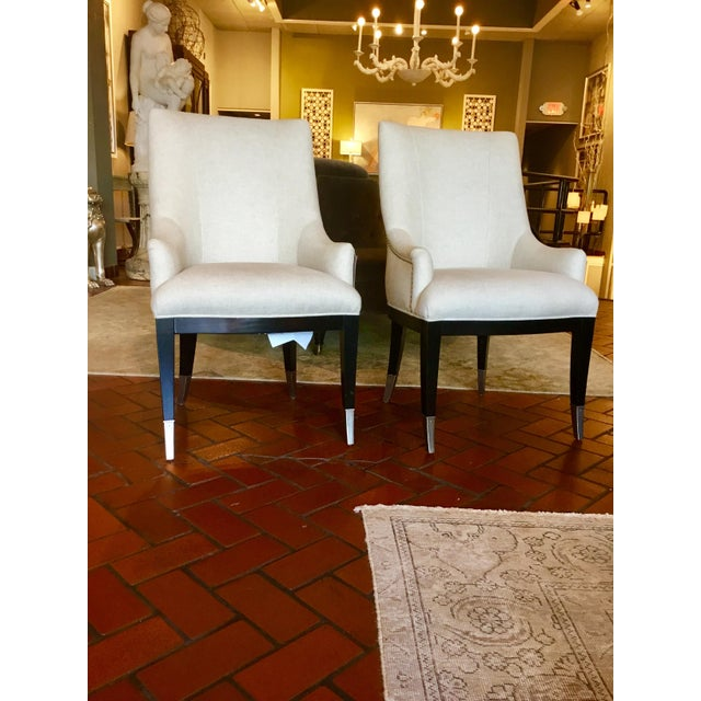 Caracole a La Carte Chairs - A Pair - Image 2 of 8