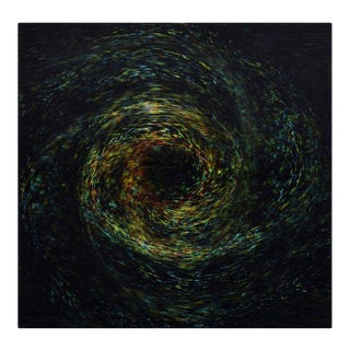 """Large Limited Edition """"Heuristic #4"""" Signed 3-D Work by Sungyong Hong For Sale"""