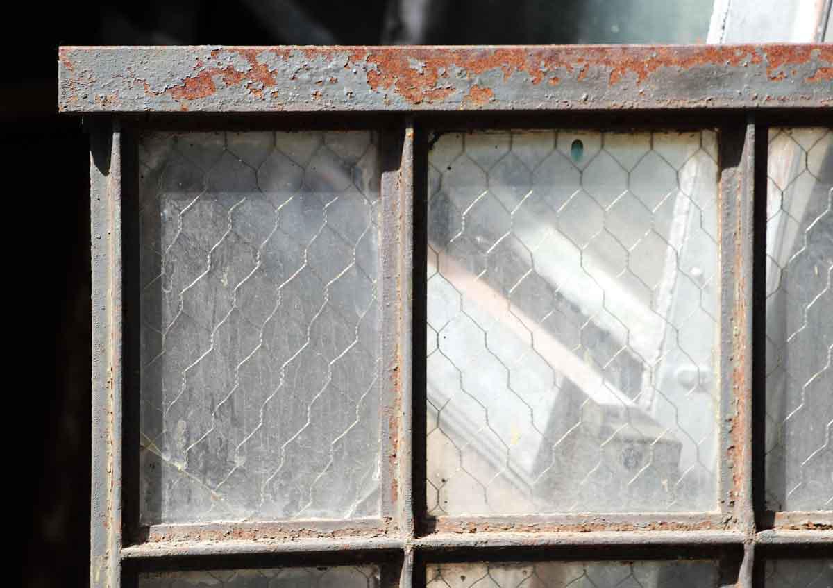 Wire Glass Window Pane - WIRE Center •