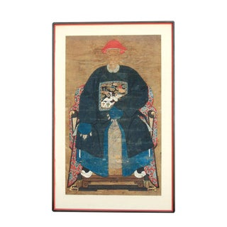 Antique Ancestral Painting For Sale