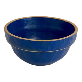 Clay City Pottery Vintage Crock Bowl For Sale