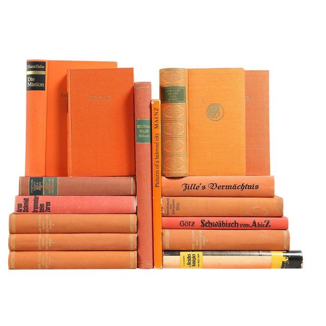 Tangerine & Melon German Mixed Books - Set of 16 - Image 1 of 2